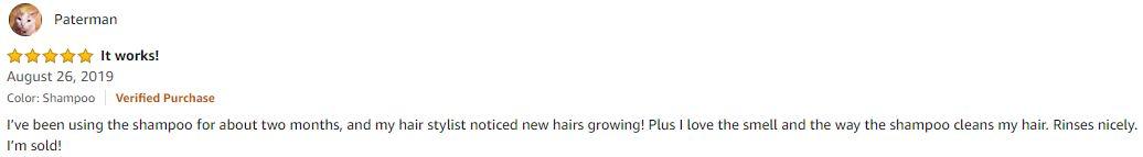 biotin shampoo review