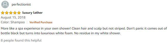 hair growth shampoo reviews